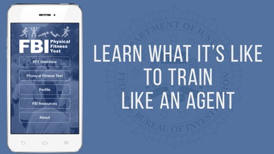Download the FBI Physical Fitness Test App
