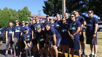FBI Portland Participates in 2018 Special Olympics Torch Run