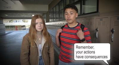 FBI San Diego Think Before You Post PSA
