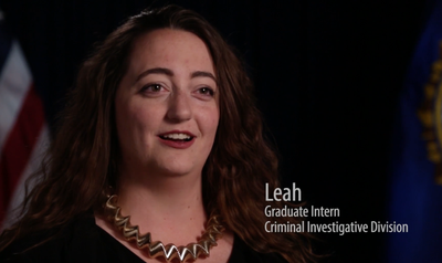 FBI Careers: Graduate Intern