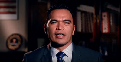 Special Agent Dan Rodriguez