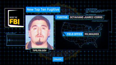 Inside the FBI Podcast: New Top Ten Fugitive
