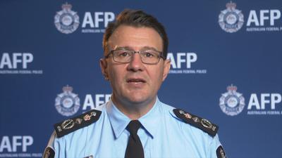 Australian Federal Police Remarks on Operation Trojan Shield
