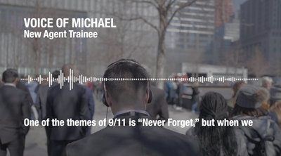 Their Voices: Remembering 9/11