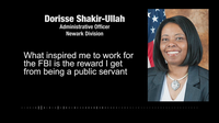 Women's History Month: FBI Newark Administrative Officer