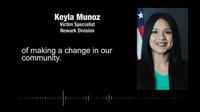Women's History Month: FBI Newark Victim Specialist Keyla Munoz