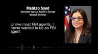 Women's History Month: FBI Newark Assistant Special Agent in Charge Mehtab Syed