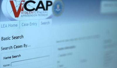 FBI Crime Analysts Provide Training on Violent Criminal Apprehension Program