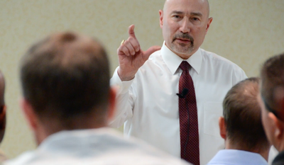 John Perren Describes the WMD Directorate's National Improvised Explosives Familiarization Course