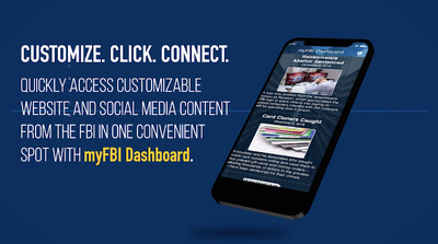 Download the myFBI Dashboard App Today