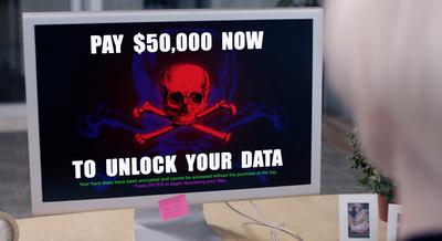 PSA: Ransomware