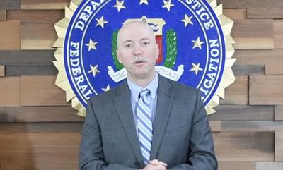 FBI Sacramento SAC Congratulates Fairfield Police Chief