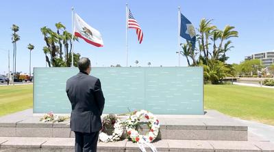 FBI San Diego Honors Fallen Officers During National Police Week