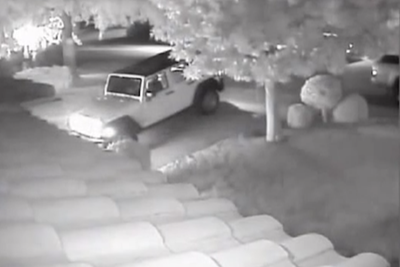 Thieves Steal Jeep from Rancho Bernardo Home