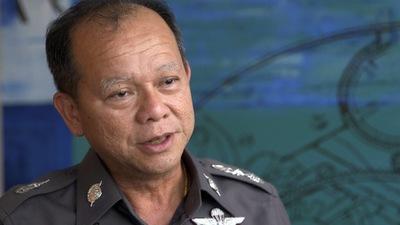 Major Gen. Monthon Ngernwattanam, Royal Thai Police
