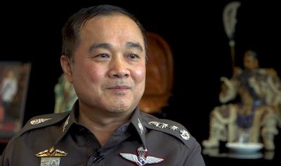 Gen. Tamasak Wicharaya, Royal Thai Police