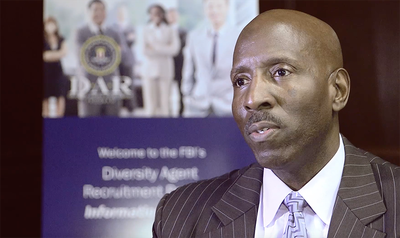 Agent Alfred Tribble, Jr. Describes Joining FBI