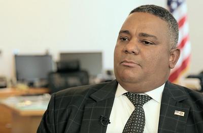 SAC Perrye K. Turner Describes Importance of Diversity