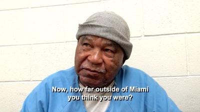 Samuel Little Confession: Miami, Florida, 1972