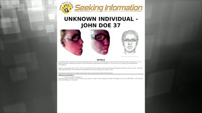 Wanted by the FBI: Seeking Information on John Doe 37