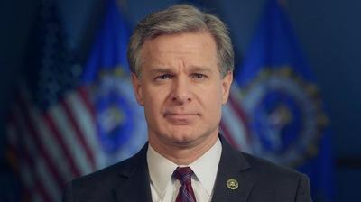 FBI Director Discusses Protected Voices Initiative