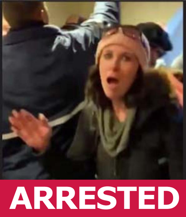 Photograph #110A (Arrested)