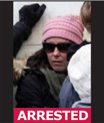 Photograph #110B (Arrested)