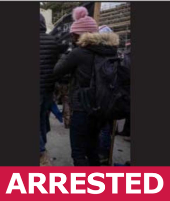 Photograph #110E (Arrested)