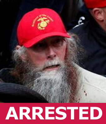 Photograph #133 - AFO (Arrested)