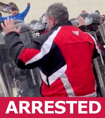 Photograph #145 - AFO D (Arrested)