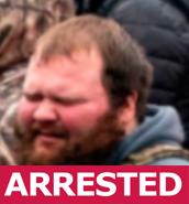Photograph #320 - AFO A (Arrested)