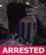 Photograph #399 - AFO A (Arrested)