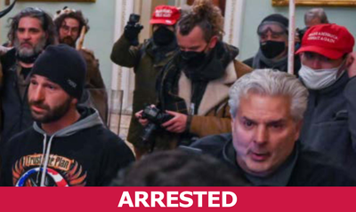 Photograph #17 (Arrested)