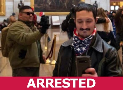 Photograph #4 (Arrested)
