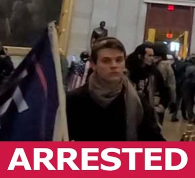 Photograph #71 (Arrested)