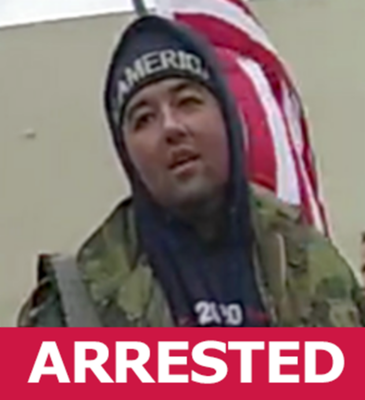 Photograph #105 - AFO (Arrested)