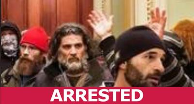 Photograph #44 - AFO (Arrested)