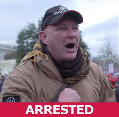 Photograph #55 - AFO (Arrested)