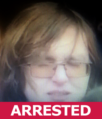 Photograph #62 - AFO (Arrested)