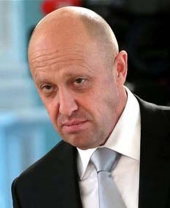 Yevgeniy Viktorovich Prigozhin