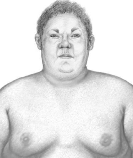 Artist Sketch of John Doe 40