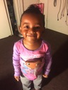 Arianna Fitts was reported missing from the San Francisco, California, area on April 5, 2016. On April 8, 2016, Arianna's mother, Nicole Fitts, was found murdered and buried in a public park in San Francisco. It is believed that Arianna was not with her mother when she was killed.