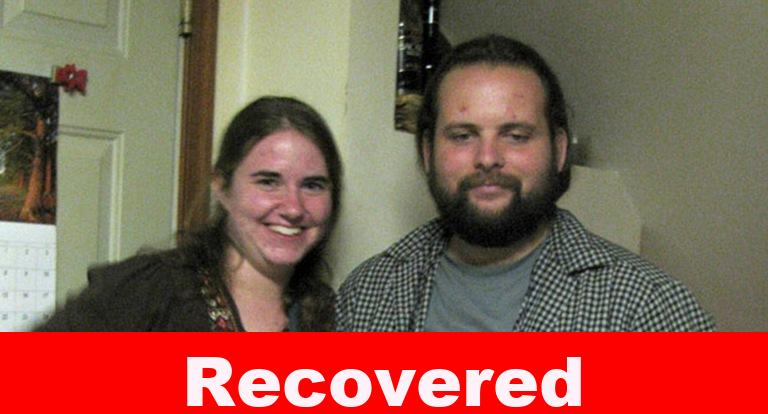 Caitlan and her husband, Joshua Boyle