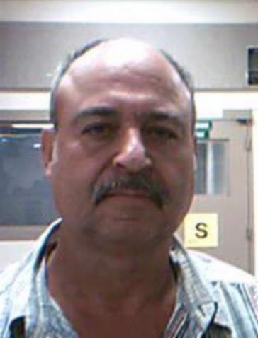 Carranza's father, Emiliano, at age 58.  He is not a fugitive from the law.