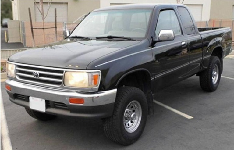 Example of 1997 Toyota Truck