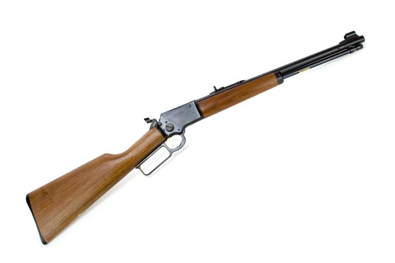 .22 caliber Marlin rifle, model 39TDS
