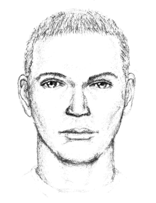Composite sketch of suspect 1