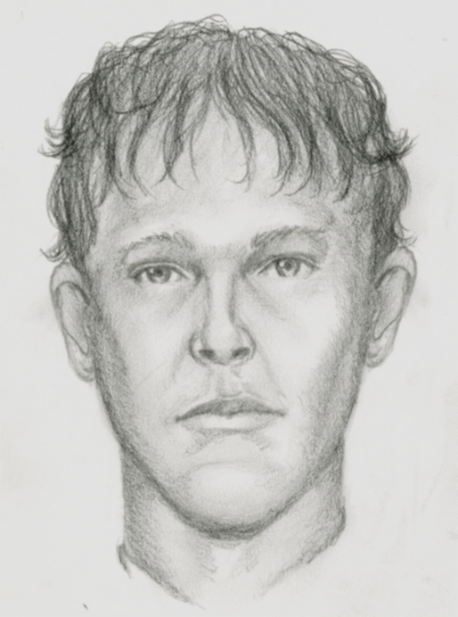 Composite sketch of suspect 3