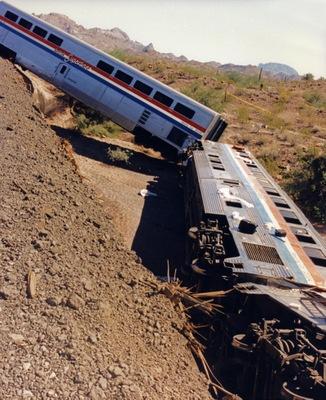 Train Derailment Mystery