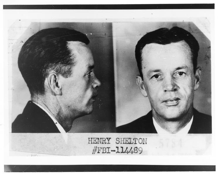 9. Henry Harland Shelton